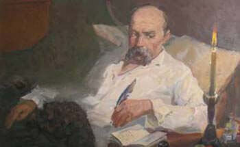 Тест для самоперевірки на тему творчості Тараса Шевченка